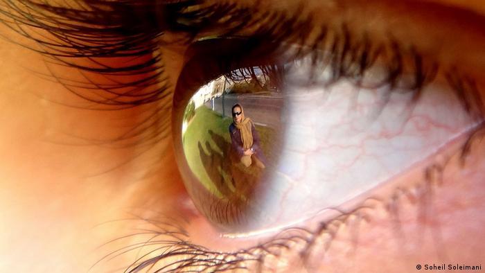 Bildergalerie Iran Der Reflexion in den Augen (Soheil Soleimani)
