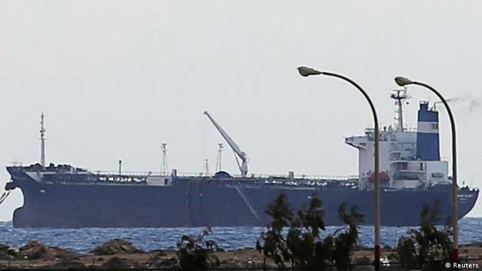 Libyen / Nordkoreanischer Tanker