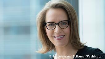 Annette Heuser Leiterin Washington Büro Bertelsmann Stiftung Copyright: Bertelsmann, Washington