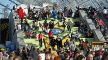 15.03.2014 kultur 21 Leipziger Buchmesse