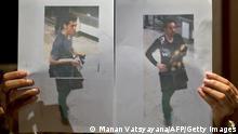 Malaysia Airlines Suche Terrorverdächtige 11.03.2014