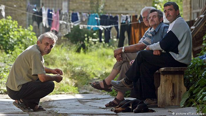 Srpske izbjeglice iz Hrvatske u Bajmoku pored Subotice