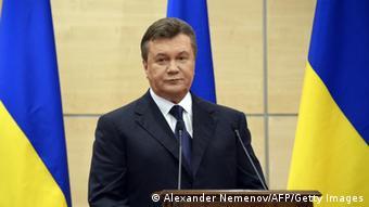 Janukowitsch PK 11.03.2014 Rostow