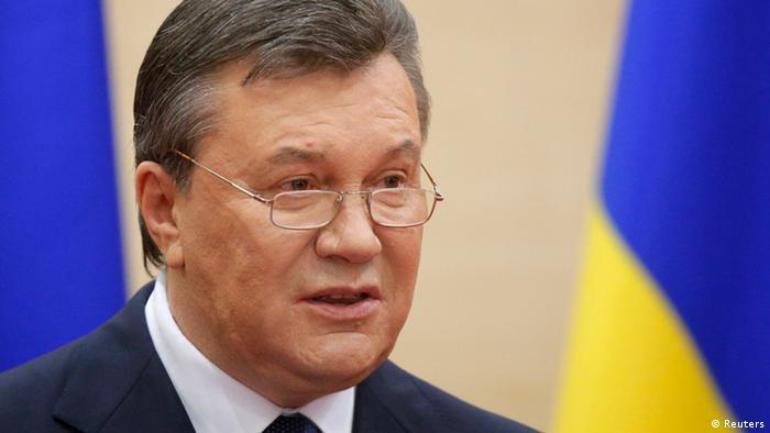 Ex-presidente da Ucrânia é condenado por alta traição