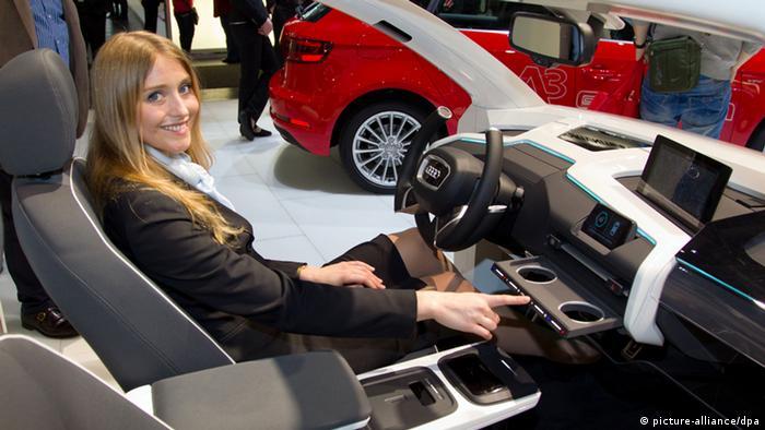 Модель-симулятор James 2025 від Audi