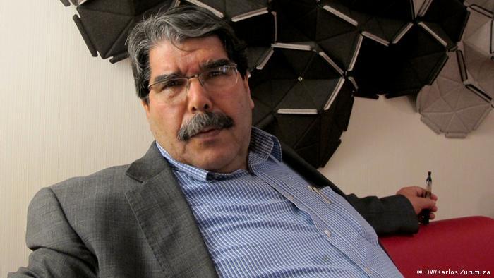 Kurden und die Syrien-Krise