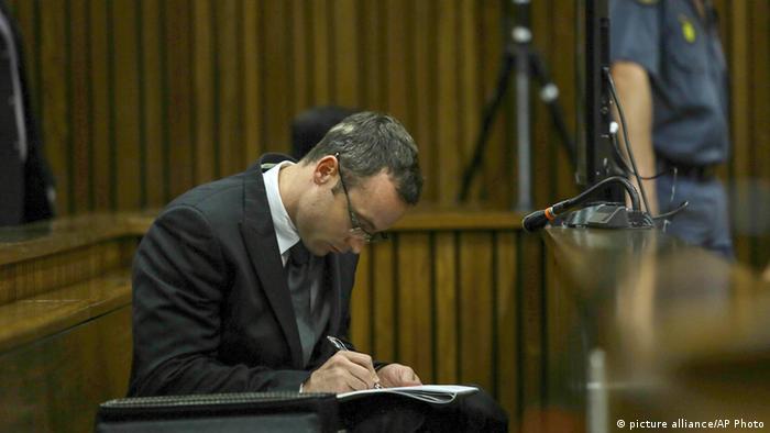 Oscar Pistorius (Kevin Sutherland, Pool)