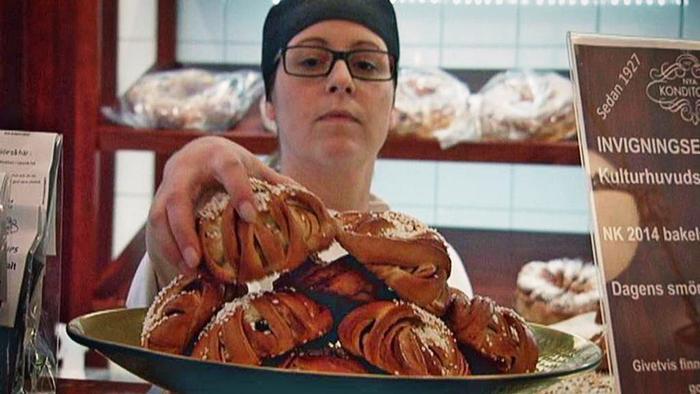 Zimtschnecken gehören in Schweden zur traditionellen Kaffeepause dazu