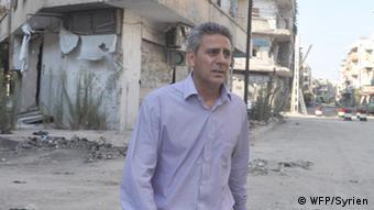 Muhannad Hadi, WFP- Nothilfekoordinator für Syrien (Foto: WFP)