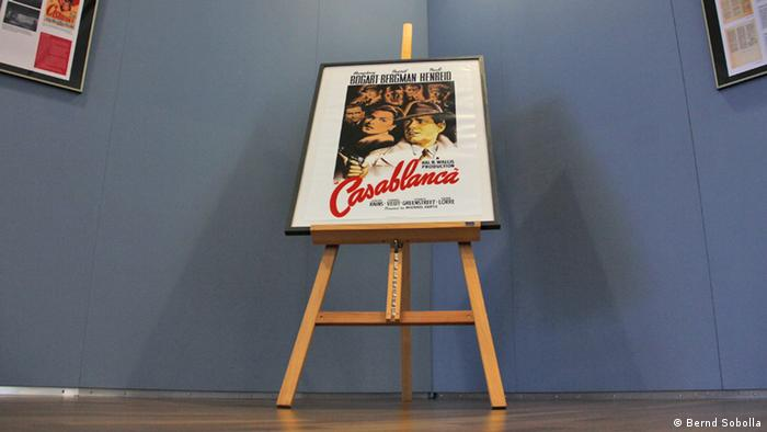 Filmzensur in Europa Originalplakat in der Ausstellung (Foto: Bernd Sobolla)