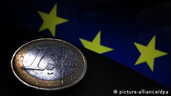 Symbolbild Europäische Bankenunion (picture-alliance/dpa)