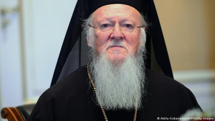 Patriarch von Konstantinopel Bartholomäus I.