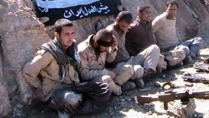 Iranian soldiers kidnapped by Jaish al-Adl