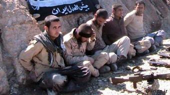 مرزبانان ایرانی ربوده شده توسط گروه جیش العدل