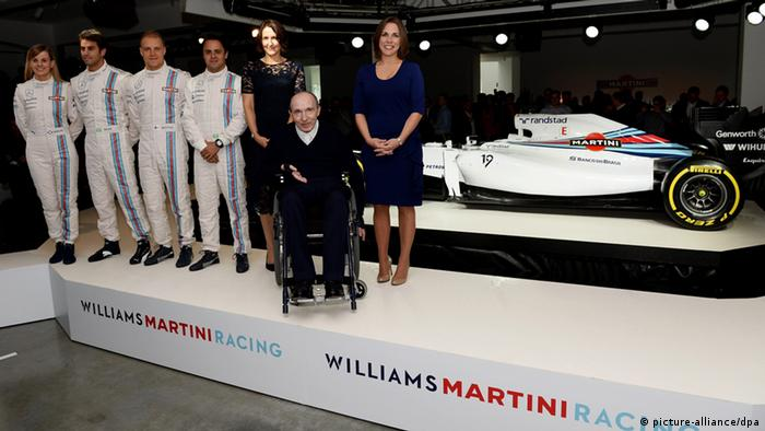 Williams Martin Racing Team