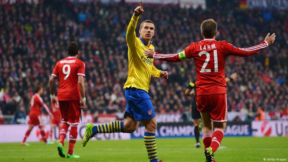 Podolski seeks to revive career in Milan | DW | 03.01.2015