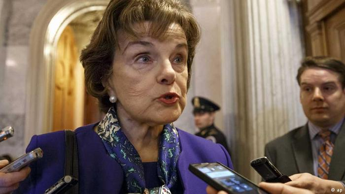 feinstein dianne senat usa geheimdienst washington demokraten