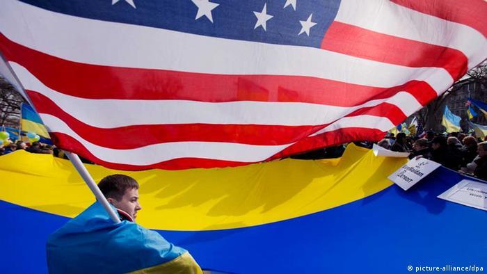 США, Україна