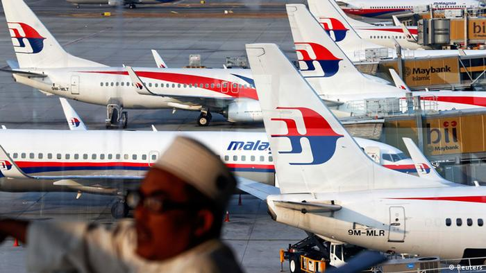 Malaysia Airlines Suche 12.03.2014
