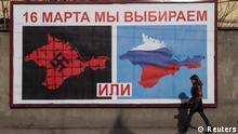 Bildergalerie Krim Referendum 10.03.2014 Sewastopol