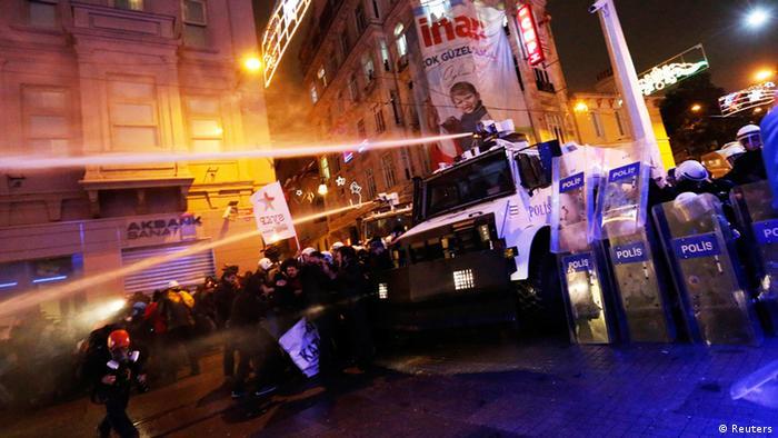 Türkei Proteste