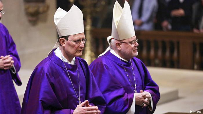 Bracia w duchu i rywale - kardynałowie Reinhard Marx i Rainer Maria Woelki