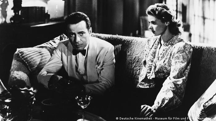 Verboten! Filmzensur in Europa Casablanca Filmstill (Foto: Deutsche Kinemathek Museum für Film und Fernsehen)