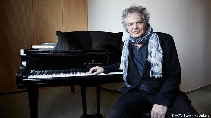 Musiker Joachim Kühn (Foto: ACT / Steven Haberland)