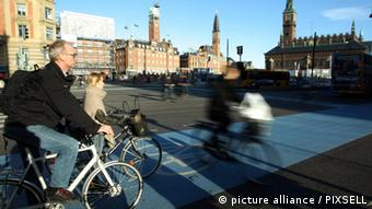 Fahrräder in Kopenhagen (Foto: Sanjin Strukic/PIXSELL)