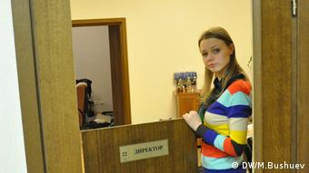 Anna Babinez (Foto: DW)