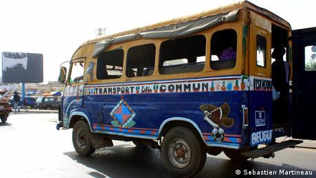 Bildergalerie Afrika Verkehr