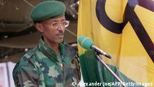 Bildergalerie Genozid in Ruanda Paul Kagame Juli 1994