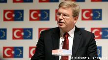 EU-Kommissar Stefan Füle