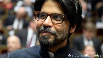 El escritor Pankaj Mishra.