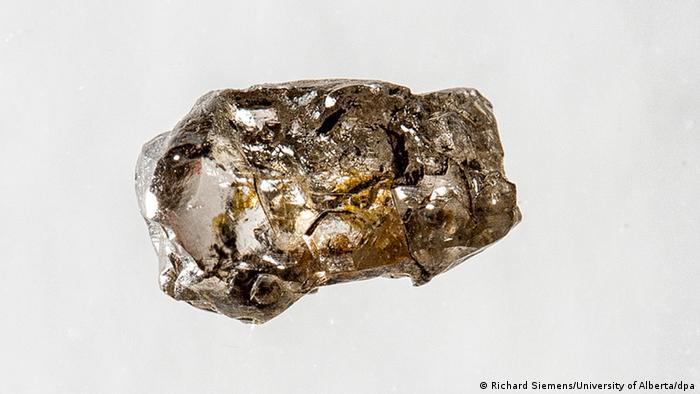 Diamantenfund aus Brasilien JUc29