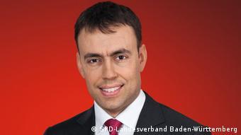 SPD'nin Federal Meclis'teki dış politika sözcüsü Nils Schmid