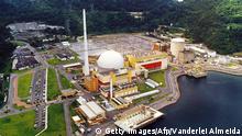 Kernkraftwerk Angra 1 und Angra 2 Brasilien