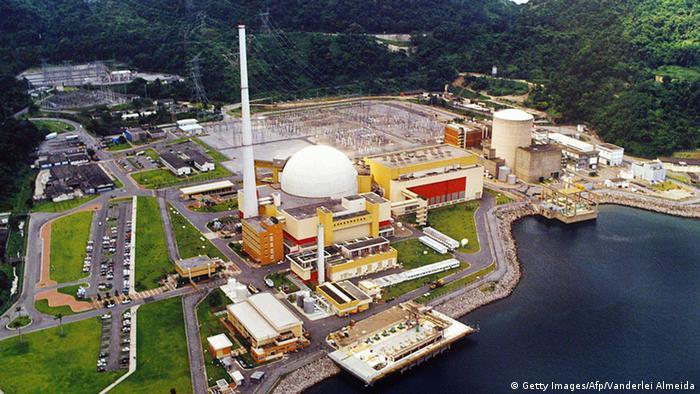 Parlamento alemão votará sobre fim de acordo nuclear com Brasil