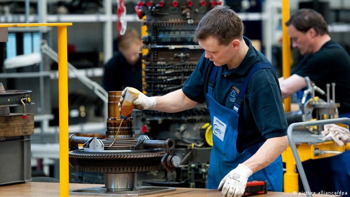 Strojarska industrija je ovisna o kvalificiranoj radnoj snazi