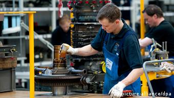 Symbolbild Maschinenbau Ingenieure