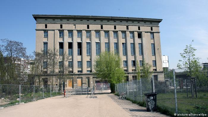 Club Berghain in Berlin (picture-alliance/dpa)