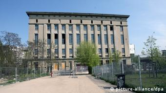 Club Berghain in Berlin, Copyright: Alina Novopashina dpa