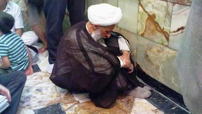 Ayatollah Mesbah Yzdi