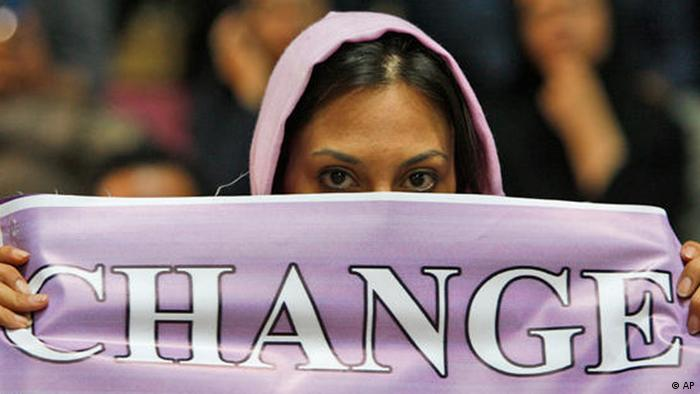 Iran's women wanted change in 2009 and still today