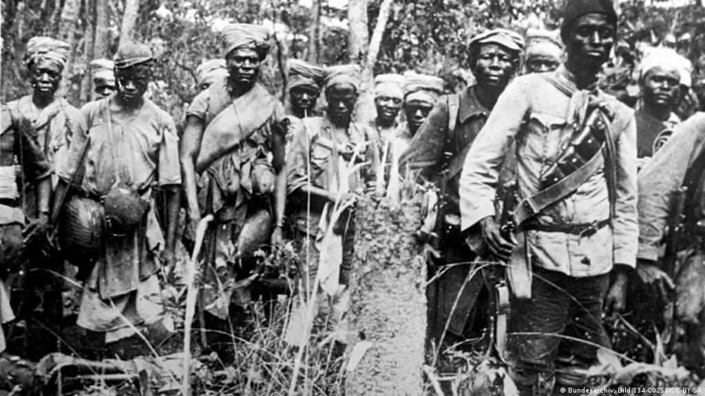 Africa and World War I | World War I | DW | 16.04.2014