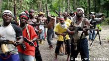 Niger Kämpfer