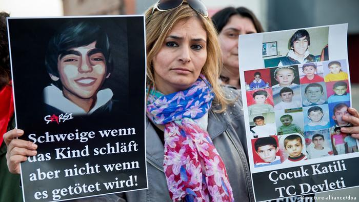 Deutsch-türkisches Filmfestival in Nürnberg Proteste (Foto: dpa)