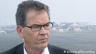 German development minister Gerd Müller