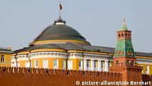 Russland Moskau Roter Platz Kreml
