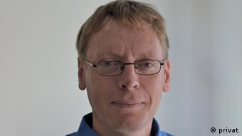 Pieter Wezeman, experto en gasto militar del SIPRI.
